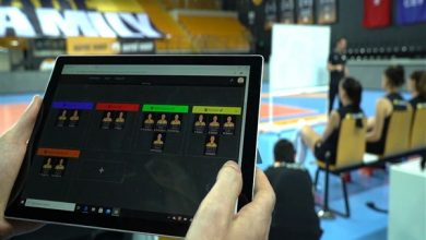 Photo of VakıfBank'tan voleybolda bir ilk